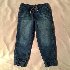 Carter's Toddler Elastic Waist Denim Jeans
